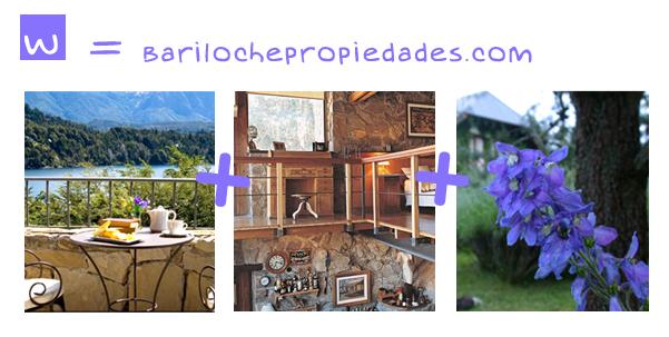 Bariloche casas departamentos chacras