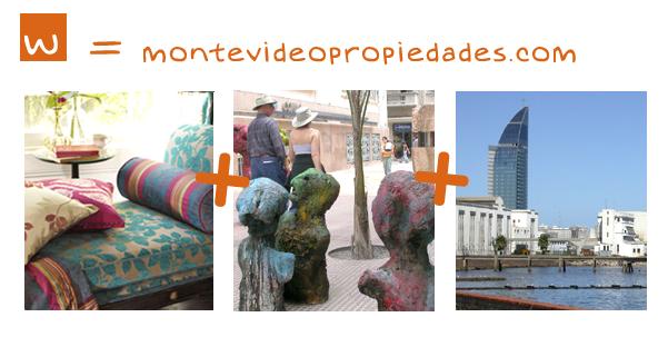 Montevideo casas departamentos chacras